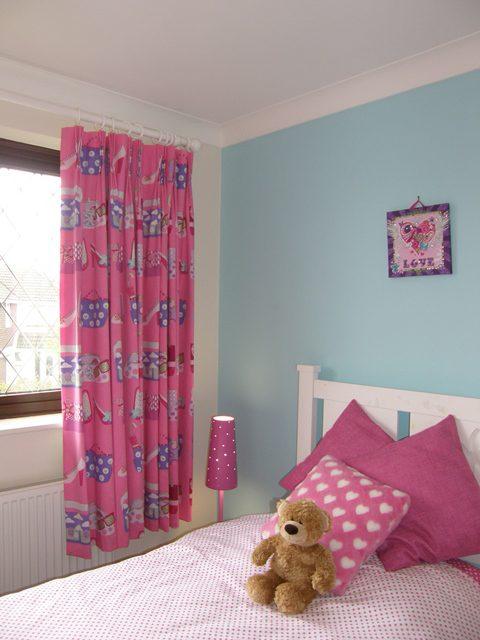 Interior Design Horsham - Childrens Bedroom Makeover Part 2