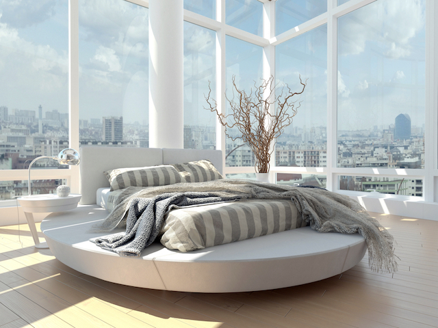 'wow' factor bed